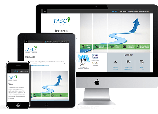 tasc-responsive-screen